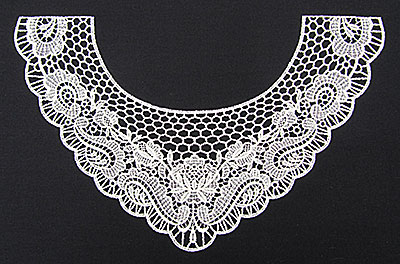 Jumbo Vintage Lace 2 embroidery design