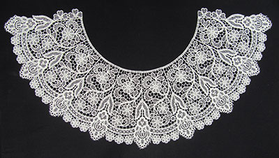 Jumbo Vintage Lace 3 embroidery design