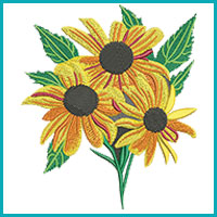 floral category icon