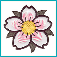 Floral Applique