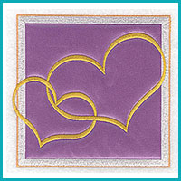 Love & Romance Applique