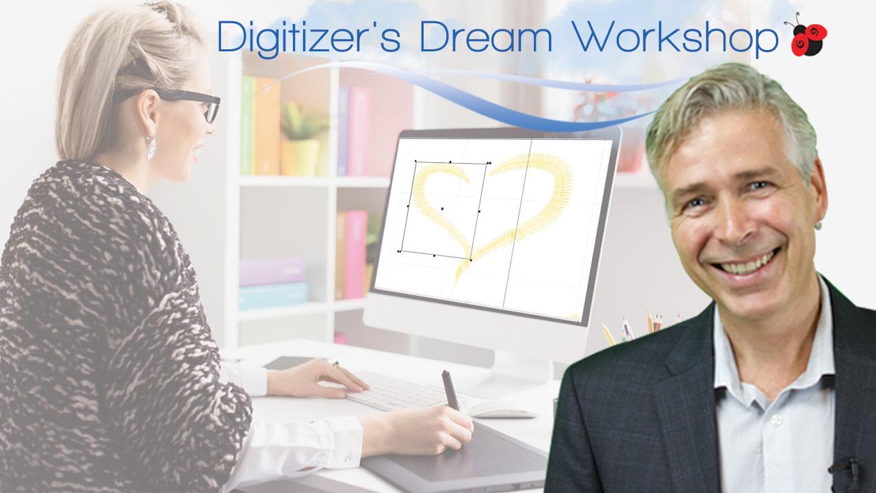 Embroidery Digitizer's Dream Workshop