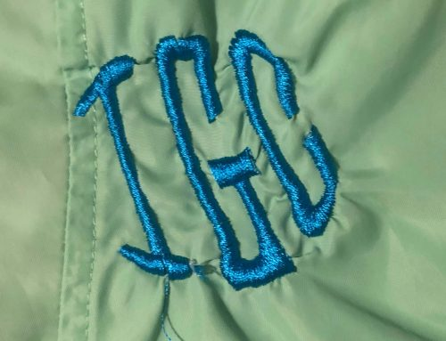 Puckering Prevention in Machine Embroidery