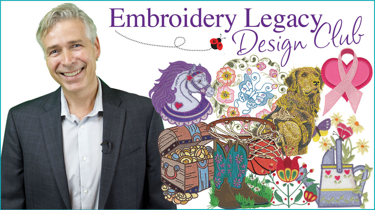 Embroidery Legacy Design Club