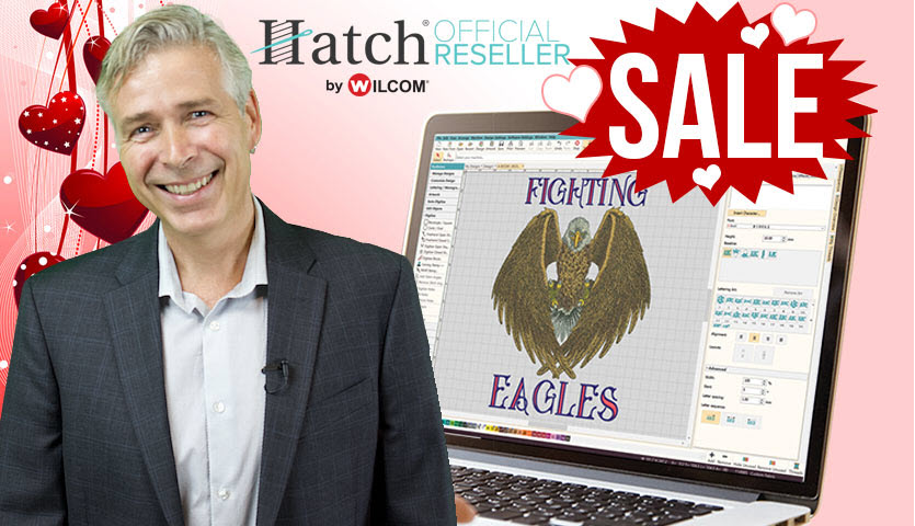 Hatch Valentines Day Sale