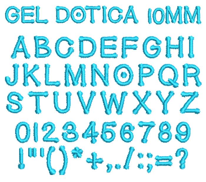 GelDotica10mm