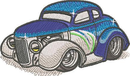 John Deer's Embroidery Legacy - Paymate Coop