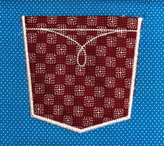 fashion pocket 3 embroidery design