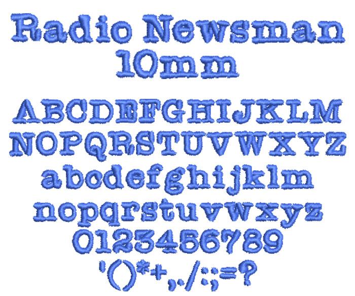 RadioNewsman10mm