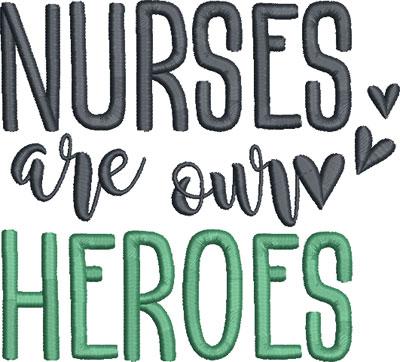 nurse embroidery design 17