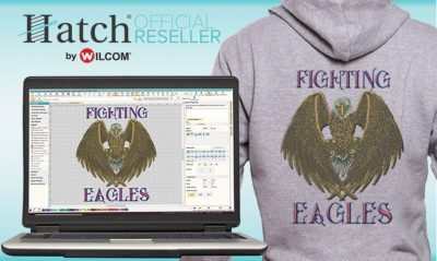 Hatch Embroidery Software