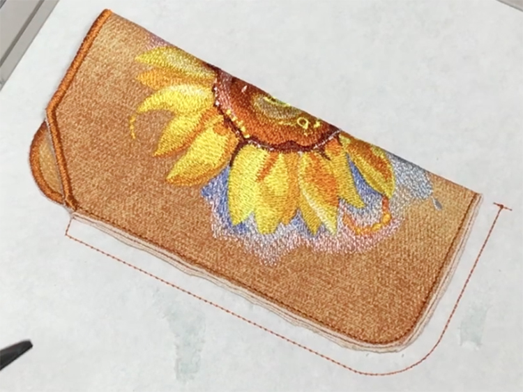 sunglass cover project