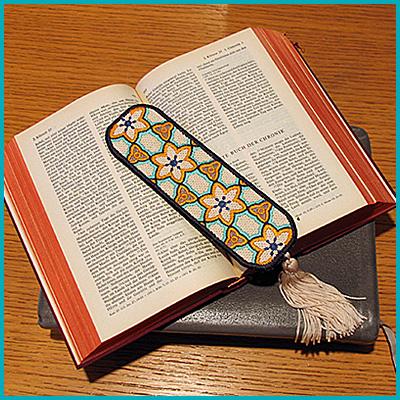 In-the-Hoop Bookmark