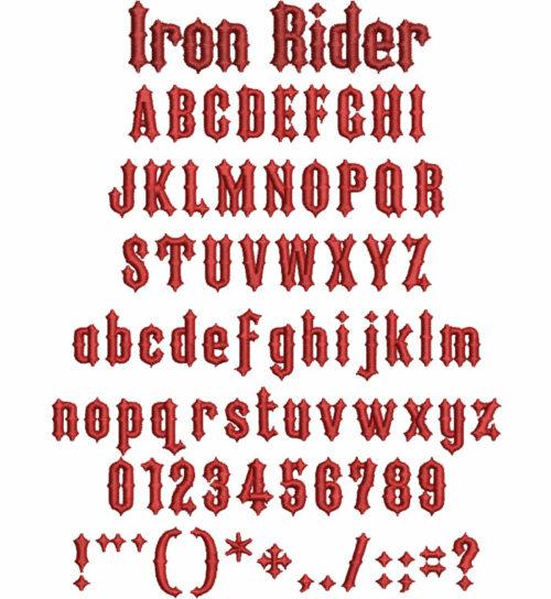 iron rider icon