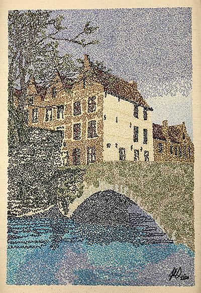 2001 grand prize winner embroidery design
