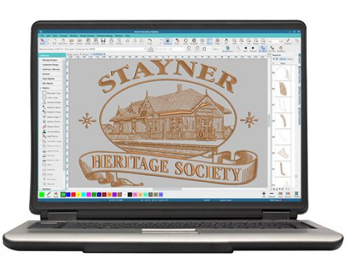 How to Digitize a Logo for Machine Embroidery (3 Key Tips)