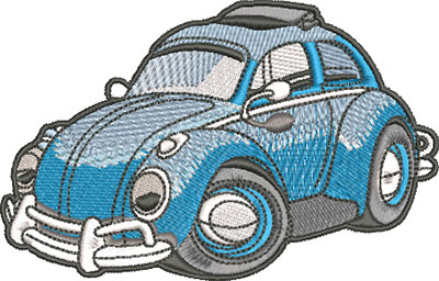 volkswagen embroidery design