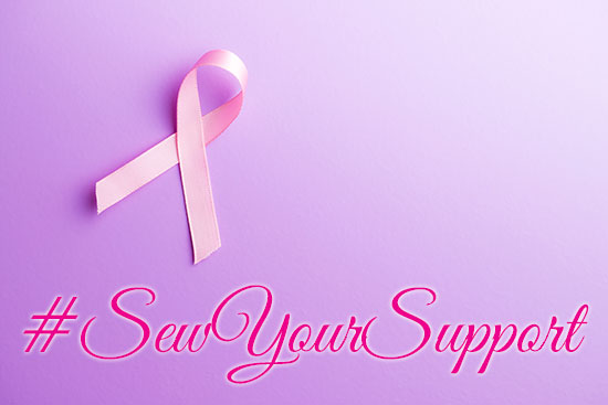 sew your support