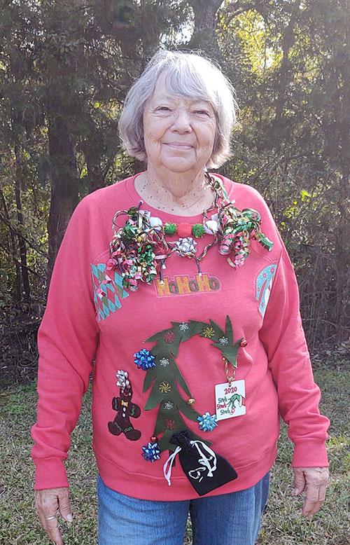 ugly sweater customer image