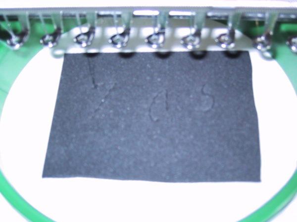 3d foam stabilizing