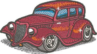 34 Foad Seadan Embroidery Design