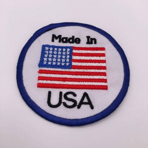 Made in the USA Patch