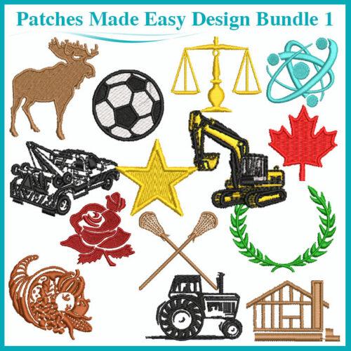 Patches Bundle 1