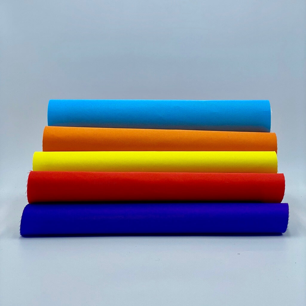 Poly Twill Patch Fabric
