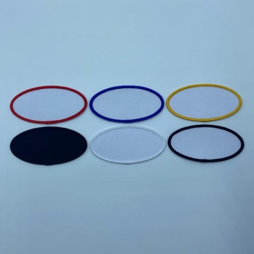 ready made oval patches