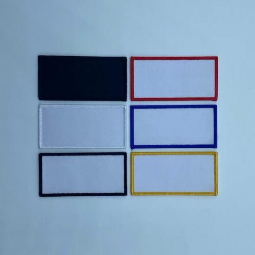 ready made rectangle patches