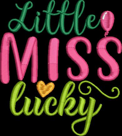 Little Miss Lucky