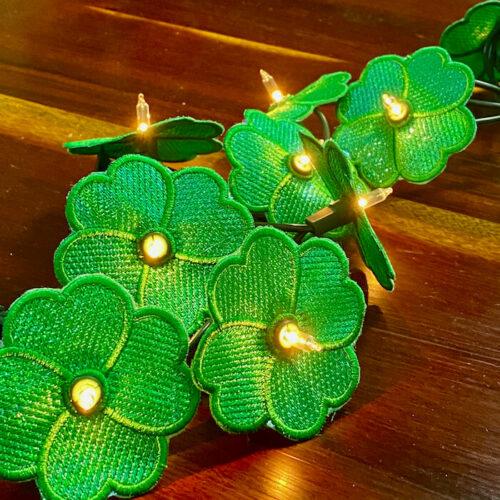 St Patrick String Lights