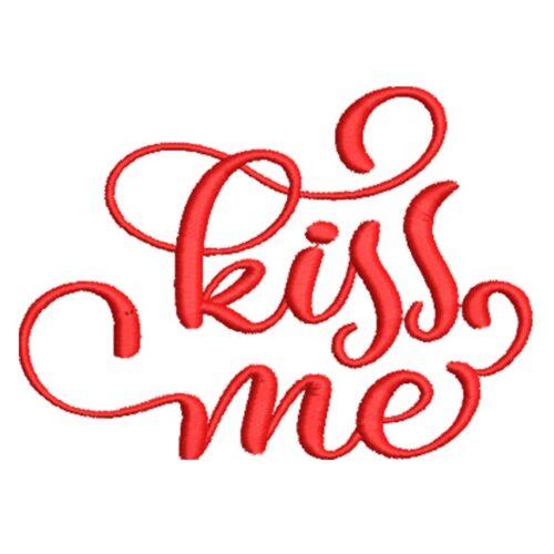 Kiss Me Swirls