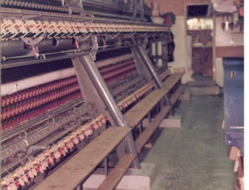 Schiffli Embroidery Machines & Freestanding Lace History