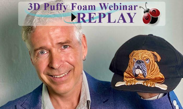 3d puffy foam beginners replay