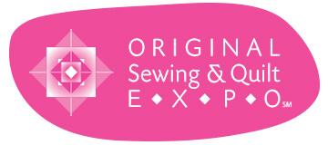 Original Sewing & Quilt Expo Logo
