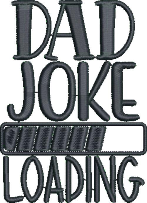 cool dad dad joke loading