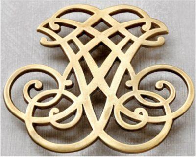 TJ monogram
