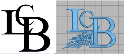 comparing with glyphs