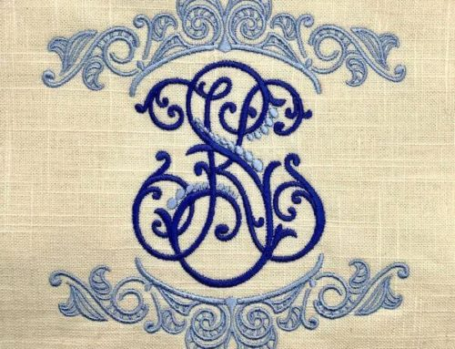 Embroidery Monograms | Your Complete Guide for Best Results