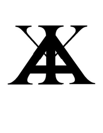 monograms KAK overlay