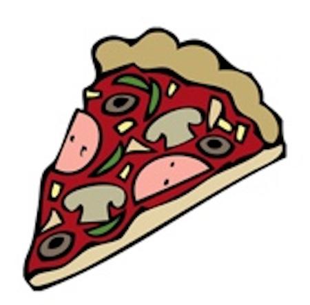 pizza layering