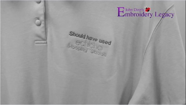 embroidery placement guide