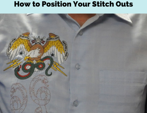 Embroidery Placement Guide: How to Position Your Stitch Outs