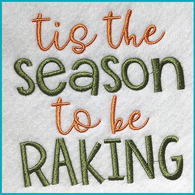 Seasonal Phrases