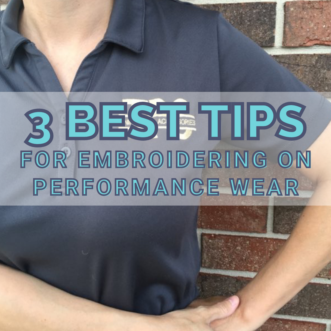 3 best tips for performance wear