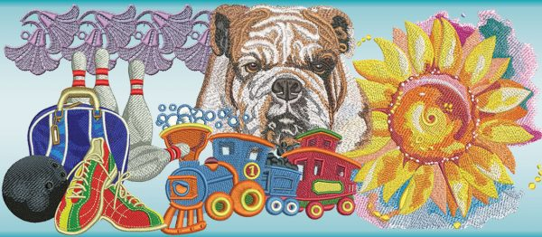 Machine Embroidery Design Categories
